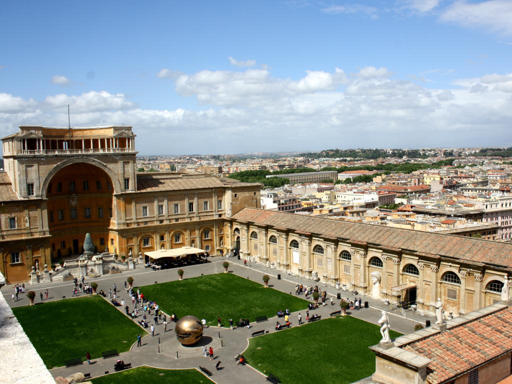 musei vaticani citt del vaticano 3d virtual museum