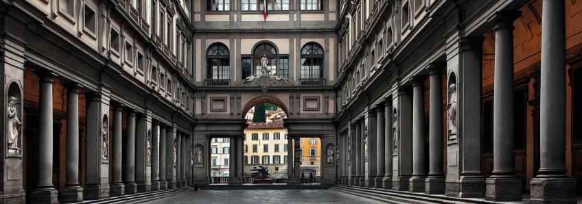 Image result for Galleria degli Uffizi