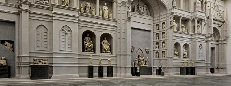 Museo Del Duomo Firenze.Firenze Museo Dell Opera Del Duomo 3d Virtual Museum