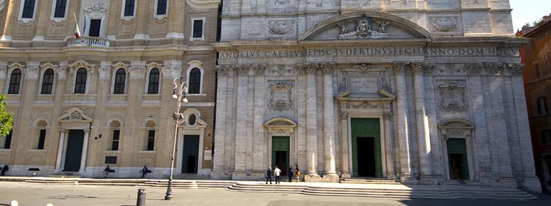 Roma Chiesa Nuova 3d Virtual Museum