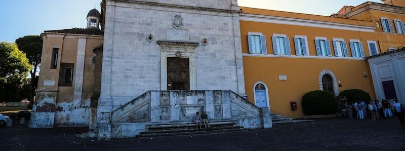 Chiesa-di-San-Pietro-in-Montorio
