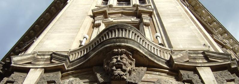 Palazzo delle Poste a Catania