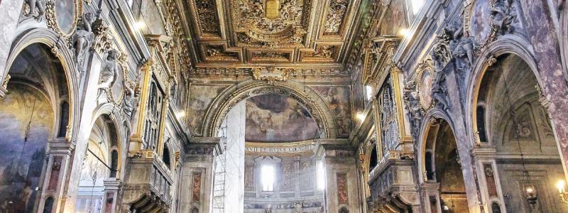 Basilica della Santissima Annunziata a Firenze